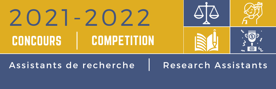 IRLRC Research Assistants Competition