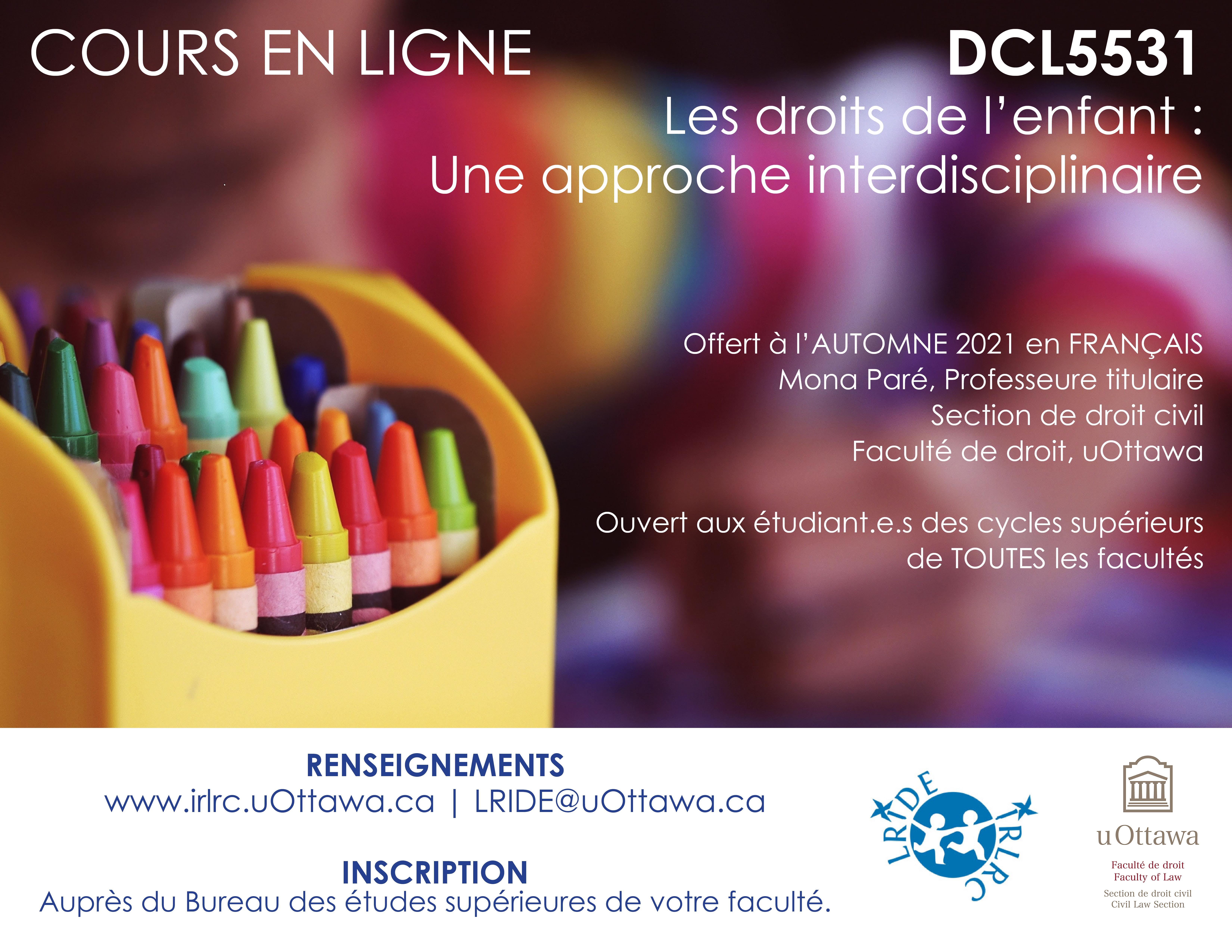 Une approche interdisciplinaire | Enfant qui dessine avec des crayons de couleur.