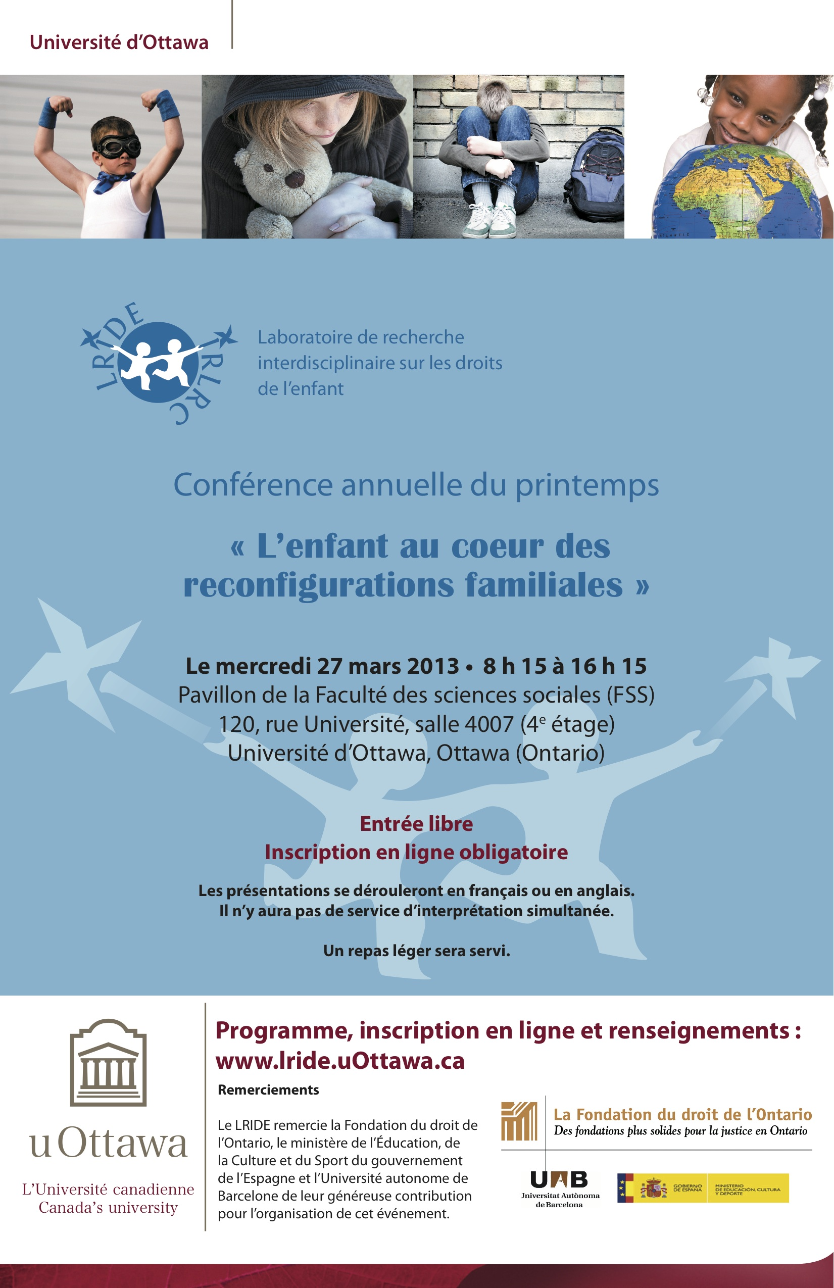 Conference poster 2013