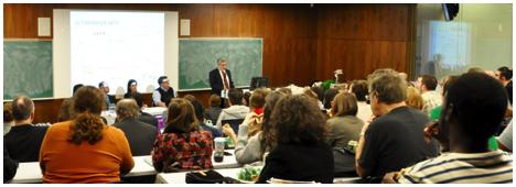 Cycle annuel de conférences sur la recherche de la Section de droit civil