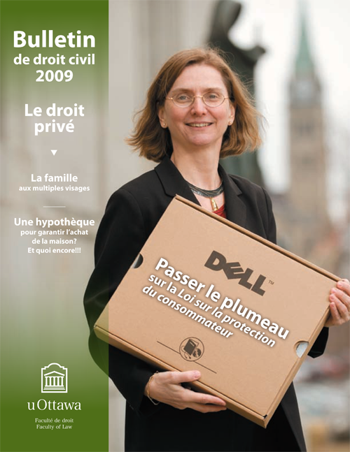 Page couverture du Bulletin de droit civil 2009