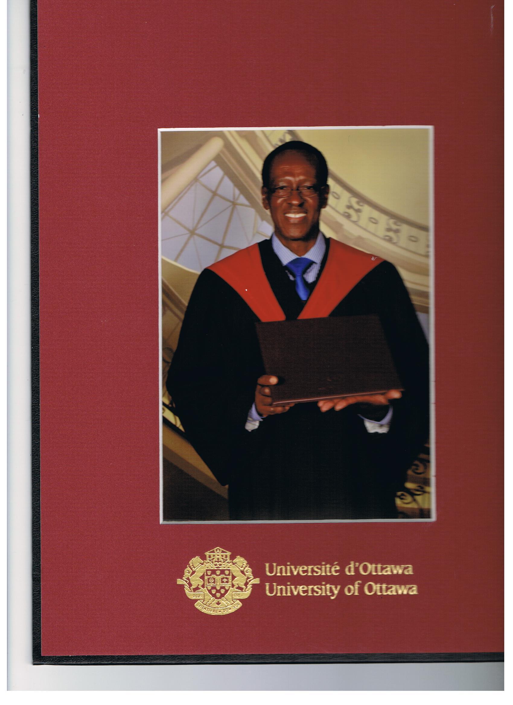 Professeur Jean-Bosco IYAKAREMYE