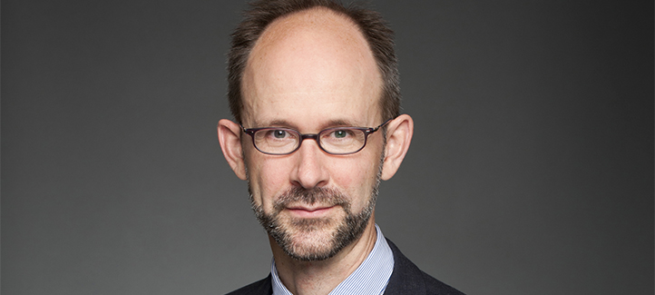 Le professeur Sébastien Grammond