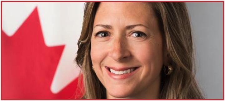 L'ambassadeure au Panama Anne-Karine Asselin