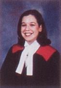 Catherine Patry en 1999