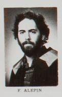 François Alepin en 1977