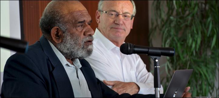 Raphaël Mapou, Conseil national pour les droits du peuple autochtone Kanaky-Nouvelle-Calédonie (Nouvelle-Calédonie)