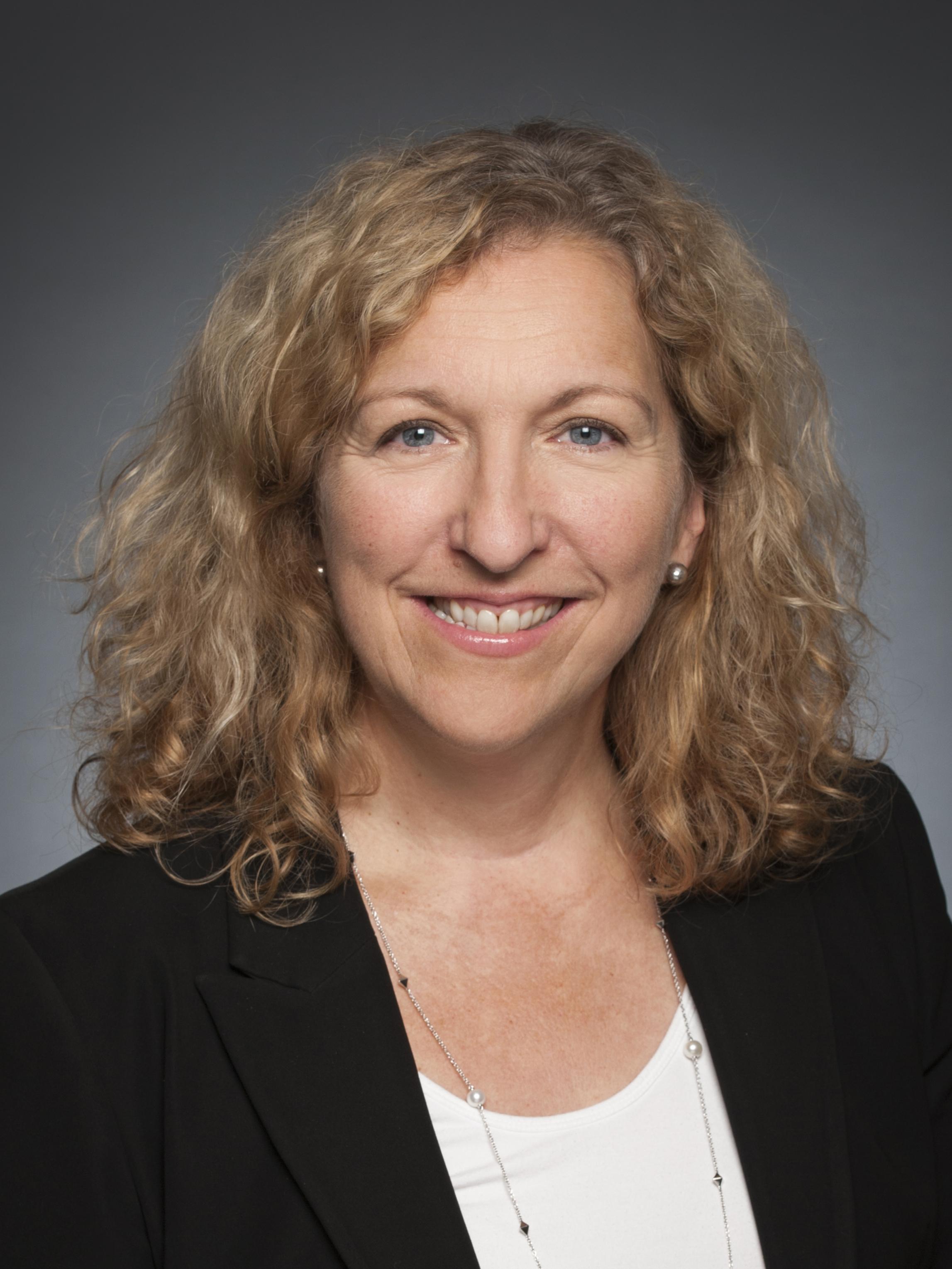 Portrait de la professeure Michelle Giroux.