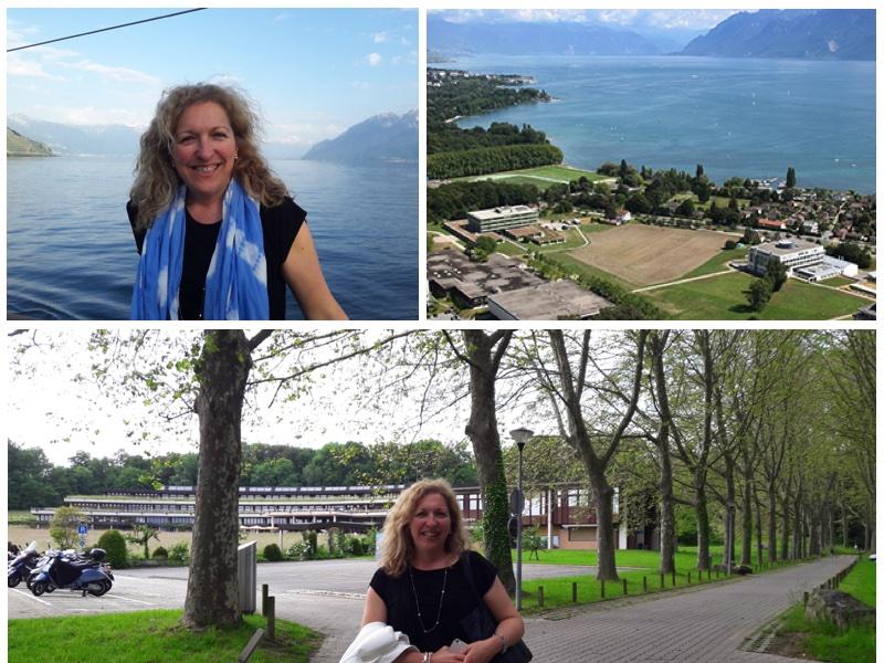 Michelle Giroux à l'Université de Lausanne