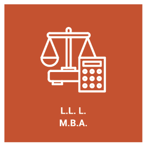 Programme d'étude L.L. L. M.B.A.