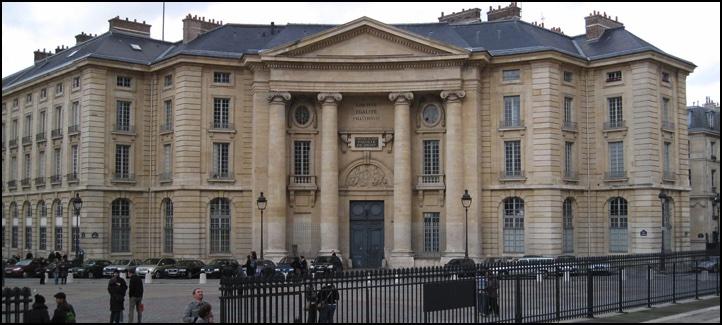 École de droit de la Sorbonne